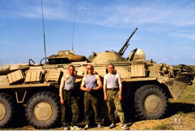 фото чечня 1999-2000